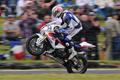 Post Race with Glenn Allerton