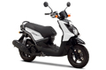 Yamaha upgrades BeeWee scooter for 2011
