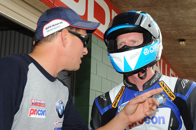 ASBK title leader Glenn Allerton is the early favourite for victory this weekend at Barbagallo.