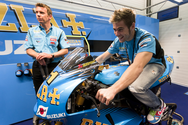 Spaniard Alvaro Bautista is planning on racing next weekend at Estoril.