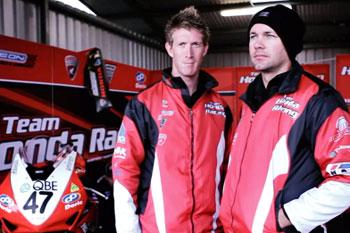 Team Honda Racing ASBK Rd4 Phillip Island recap
