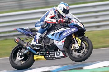 Herfoss claims Dutch Superbike sweep at Assen