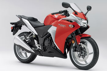 Honda's CBR250R remains top-selling road bike in Australia