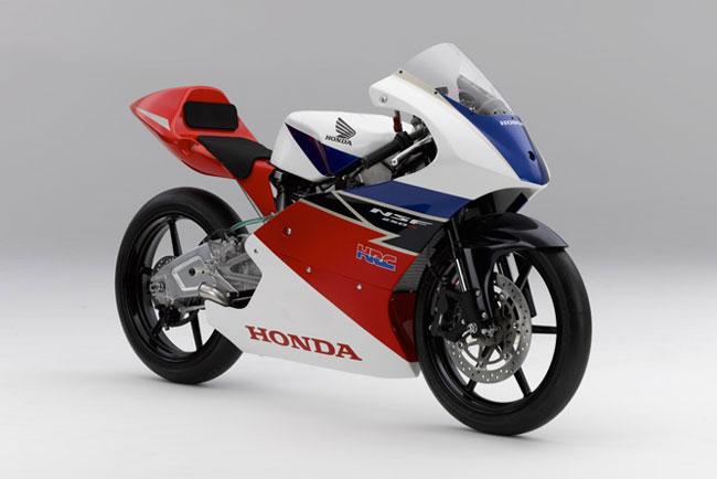 Honda currently taking orders on NSF250R Moto3 machine