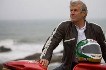 Italian legend Agostini previews upcoming Island Classic