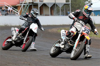 All-star riders continue testing ahead of Troy Bayliss Classic