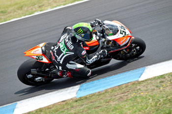 Laverty fastest as private Phillip Island World Superbike test starts