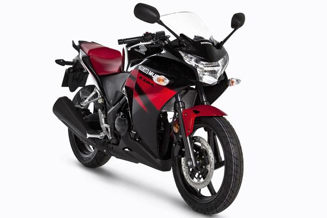 Mugen Honda CBR250R powers into Australian dealerships