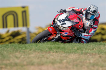 Team Honda Racing ready following official WSBK test