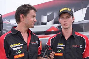 Cube Racing Phillip Island WSBK film