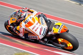 Austin form sets Marquez up for massive rookie MotoGP campaign