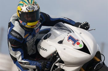 Richards and McConnell satisfied with BSS testing in Spain