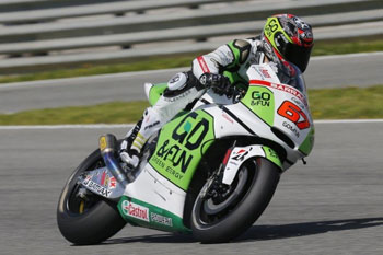 Staring satisfied with progress made so far at Jerez test