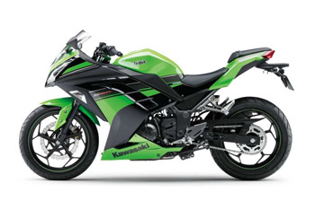Motorcycle sales figures indicate solid performance for first quarter of 2013