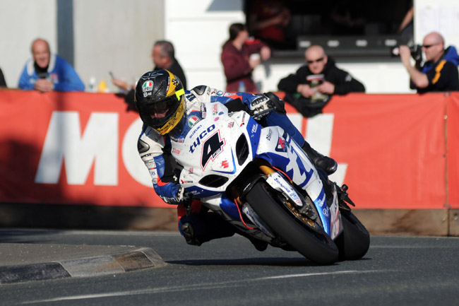 Tyco Suzuki will field two riders in the Superbike and Superstock classes at the Isle of Man TT - Guy Martin (pictured) and Aussie debutant Josh Brookes.