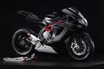 Superbike exhilaration and Supersport handling define new MV Agusta F3 800