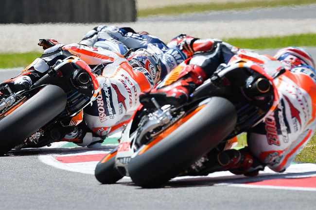 MotoGP returns to Spain for the second time as home riders get set to battle again. Image: MotoGP.com.