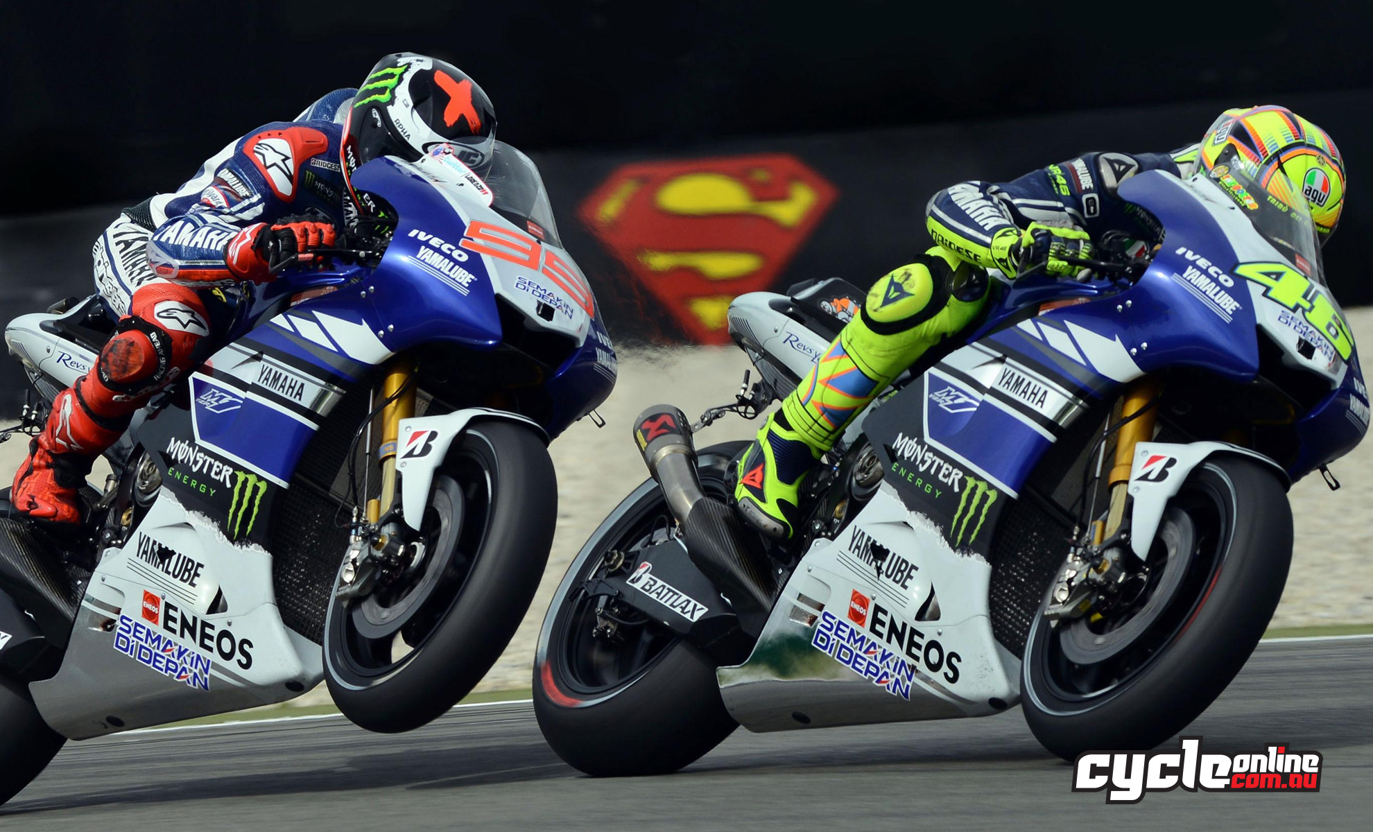 Wednesday wallpaper valentino rossi and jorge lorenzo wednesday wallpaper valentino rossi and jorge lorenzo cycleonline voltagebd Image collections