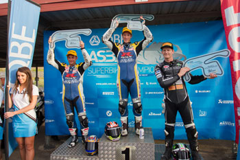 Second race win concludes perfect weekend for Maxwell in Sydney