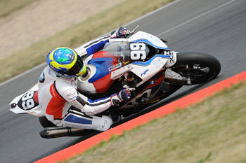 Cudlin proud of team effort to recover Oschersleben podium