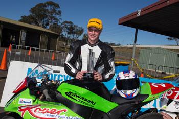 ASBK support category wrap from Sydney Motorsport Park