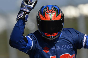 Cudlin honoured to bring home Suzuki's 13th WEC title at Le Mans
