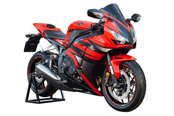 Raise funds for a cause for a chance to win a Motologic Fireblade
