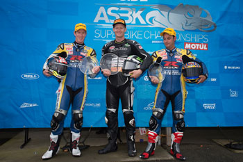 Phillip Island victory for Allerton concludes ASBK season in mixed conditions