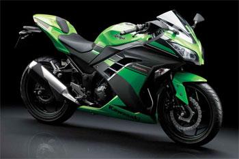 Additional details on Kawasaki Insurances FX 300 Ninja Cup released