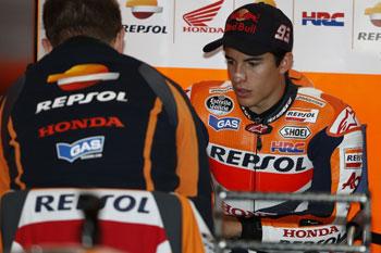 Misunderstanding the cause of Marquez mistake at Australian MotoGP