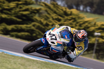 Maxwell and Morris set Friday ASBK pace at Phillip Island