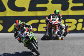 Wednesday Wallpaper: WSBK at Laguna Seca