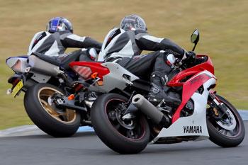 Yamaha expands rider training program with Stay Upright