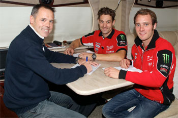 Brookes confirmed for Milwaukee Yamaha 2014 BSB switch
