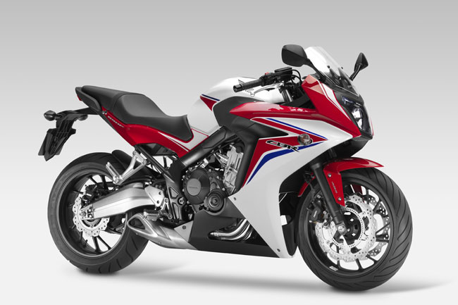 Honda details release of CB650F and CBR650F models
