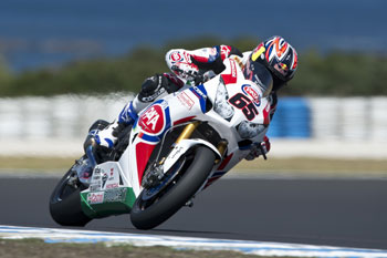 Honda VIP Marquee WSBK tickets a great Christmas gift idea