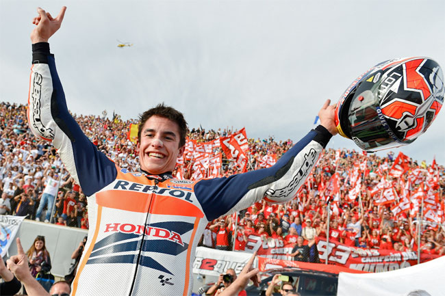 Profiled: Marc Marquez