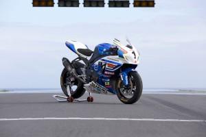 Wednesday Wallpaper: Team Suzuki GSX-R1000