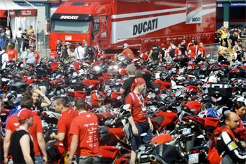 World Ducati Week 2014 to be held at Misano on 18-20 July