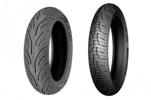 Product: Michelin Pilot Road 4 tyres