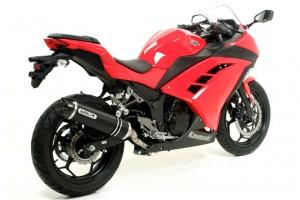 Product: Arrow Kawasaki Ninja 300 exhausts