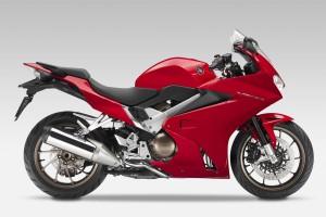 Bike: 2014 Honda VFR800F