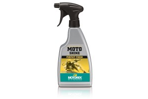 Product: Motorex Moto Shine