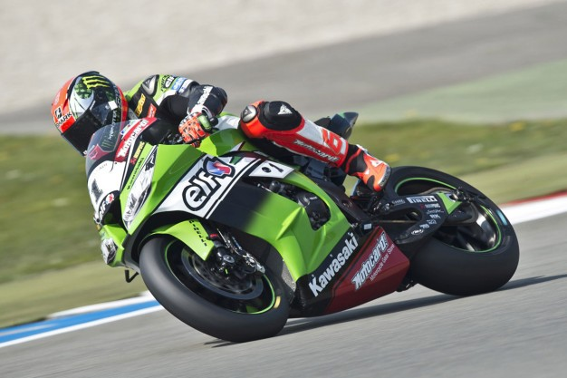Source: Kawasaki Racing.