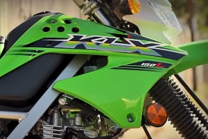 Ride Easy - 2014 Kawasaki KLX150L