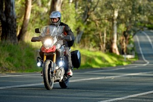 Tested: 2014 Suzuki V-Strom 1000 ABS