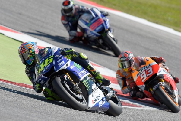 Rewind: Valentino Rossi wins again in Misano