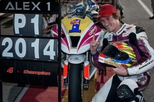 Catching Up: Alex Cudlin