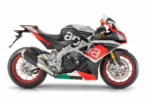 Bike: 2015 Aprilia RSV4 RR and RF