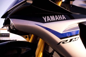 2015 Yamaha YZF-R1M and YZF-R1